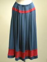 アールデコロングスカート(婦人服)