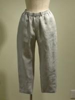 ウェストゴムロングパンツ[長ズボン](女性 婦人服)