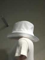 つば広帽子 側面画像