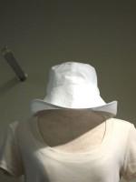 つば広帽子 正面画像
