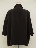 チンチラハーフコート 背面画像