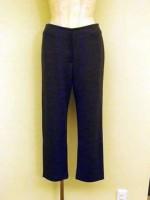 ウールジャージーロングパンツ[長ズボン](女性 婦人服)