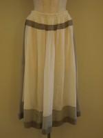 アールデコロングスカート(婦人服 女性)