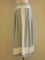 アールデコロングスカート 側面画像