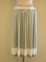 アールデコロングスカート 背面画像