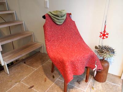 クリスマスプレゼント アンゴラの画像