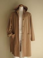 高密度綿 フードコート(女性 婦人服)