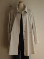 高密度綿 ラグラン袖コート(女性 婦人服)