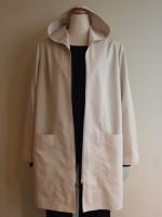 フード付きコート(女性 婦人服)