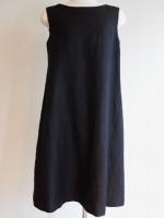 ノースリーブフレアワンピース(女性 婦人服)