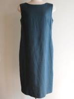 ノースリーブシフトワンピース(女性 婦人服)