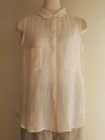 ノースリーブブラウス(女性 婦人服)
