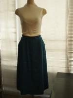 セミフレアスカート(女性 婦人服)