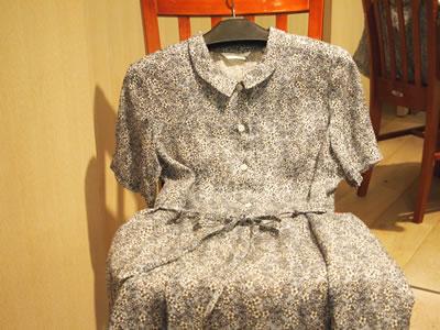 ローウエストワンピース(女性 婦人服)の画像